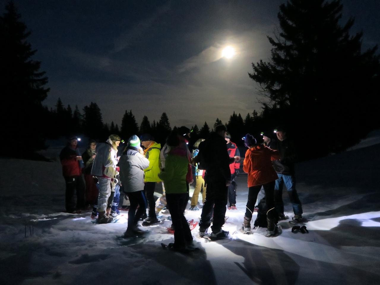 2017 11/03 soirée BNP vin chaud au clair de lune